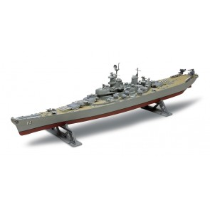 Revell 10301 - U.S.S. Missouri Battleship