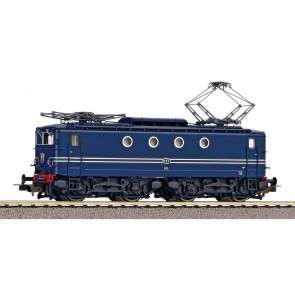 Piko 51367 - ~E-Lok/Sound Rh 1100 NS blau III + PluX22 Dec.