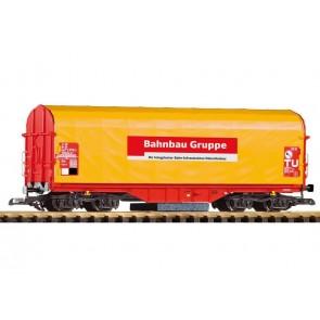 Piko 37720 - G-Schienen Reinigungswagen + Zubehör
