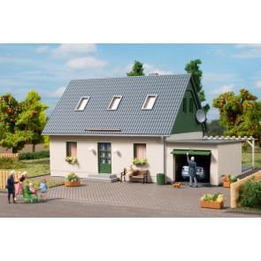 Auhagen 11454 - Einfamilienhaus mit Garage