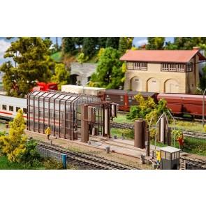 Faller 120310 - Kleine treinwasinstallatie