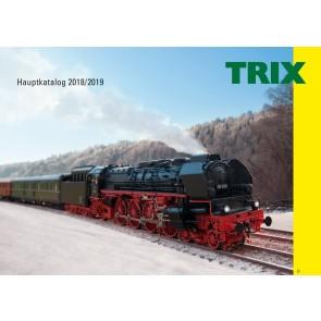 Trix 19833 - Catalogus 2018/2019 Nederlands