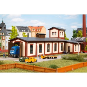 Auhagen 13345 - Lokschuppen einständig