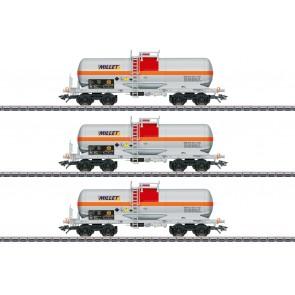 "Marklin 46471 - Set ketelwagens ""Millet"" Nederland."