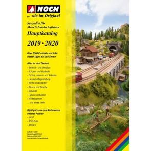 Noch 71119 - Catalogus 2019 - 2020 Duitstalig