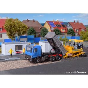 Kibri 14000 - H0 Set kibri Straßenbau