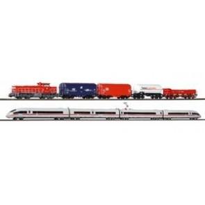 Piko 59114 - PIKO SmartControl Premium Train Set ICE3 & G1206+ Loksound