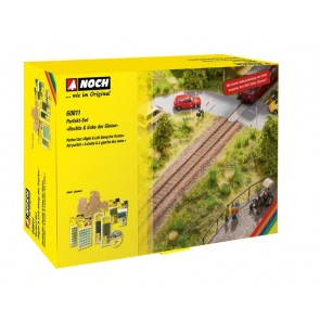 """Noch 60811 - Perfekt-Set """"Rechts & links der Gleise"""""""