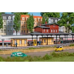 Auhagen 14484 - Bahnhofsausstattung