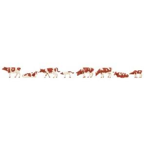 Faller 151903 - KOEIEN ROODBONT