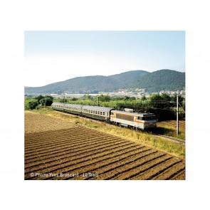 Trix 15502 - Schnellzugwagen-Set SNCF