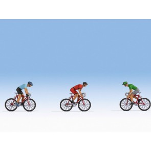 Noch 15897 - Rennradfahrer