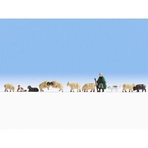 Noch 36750 - Schafe und Schäfer