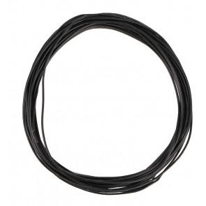 Faller 163782 - Draad 0,04 mm², zwart, 10 m
