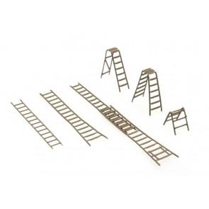 Artitec 322.016 - Ladder-set  ready 1:220