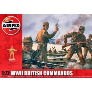 Airfix 01732 - BRITISH COMMANDOS S1 1:72 OP=OP!