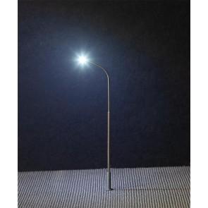Faller 180200 - LED-Straatverlichting, gebogen straatlantaarn
