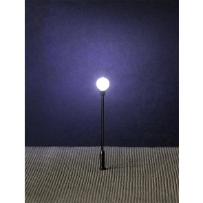 Faller 180204 - LED-Parklantaarn, bolvormige opzetlamp