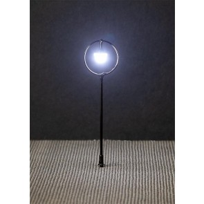 Faller 180205 - LED-Parklantaarn, bolvormige hanglamp
