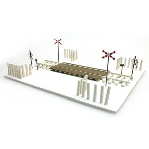 Artitec 7870001 - Poolse overweg, III-VI  kit 1:87