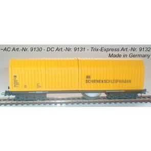 LUX 9130 - Rails slijpwagen H0 AC