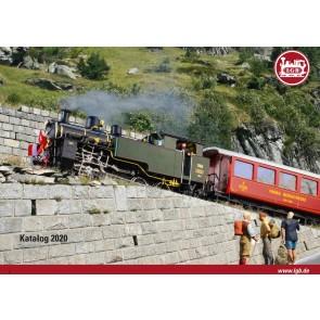 Lgb 18475 - LGB Katalog 2020/2021 (DUITSTALIG)