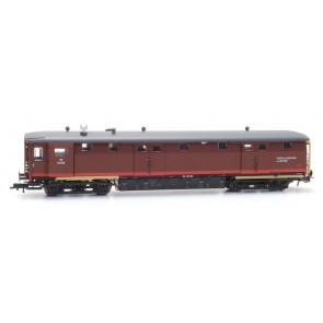 Artitec 20.249.01 - Ongevallenwagen NS 157106, bruin, depot Den Haag, III