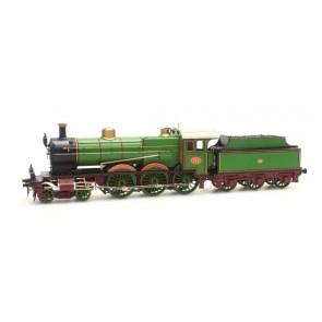 Artitec 21.219.01 - SS 731 appelgroen 3-as tender (11-21), LokPilot V4.0 WS  train 1:87
