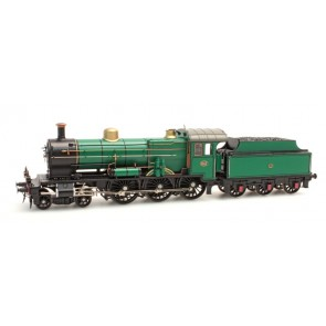 Artitec 21.220.06 - NS 3740 grasgroen 3-as tender (21-31), LokPilot V4.0 WS  train 1:87