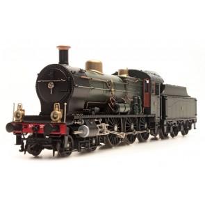 Artitec 24.224.01 - NS 3737 olijfgroen 3-as tender museumloc, LokPilot V4.0   train 1:87