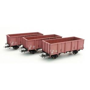 Artitec 20.231.12 - Set van 3 kolenwagens