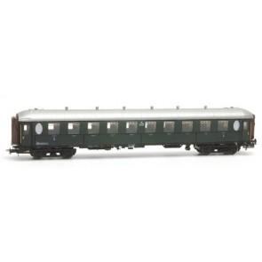 Artitec 20.265.03 - Ovaalramer C 7204, groen, zilver dak, RIC, IIa-b  train 1:87