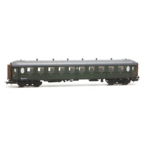 Artitec 20.266.01 - Ovaalramer C 7102, olijfgr, grijs dak, RIC, IIIa  train 1:87