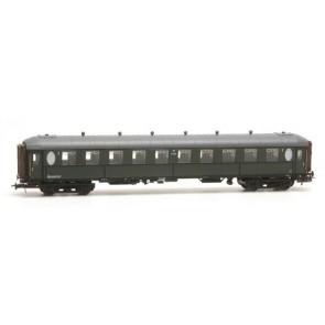 Artitec 20.267.01 - Ovaalramer B 7101, olijfgr, grijs dak,RIC, IIIb  train 1:87
