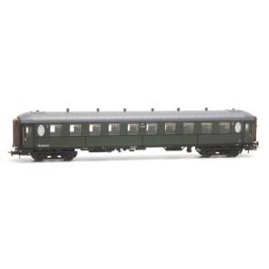 Artitec 20.267.02 - Ovaalramer B 7103, olijfgr, grijs dak, RIC, IIIb  train 1:87