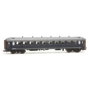 Artitec 20.268.01 - Ovaalramer B 7102, blauw, grijs dak, RIC, IIIb  train 1:87