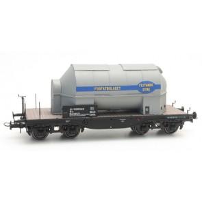 Artitec 20.280.03 - SSy 45 SJ 502034 P SP zuurstoftank, IV  train 1:87