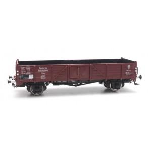 Artitec 20.331.02 - Offener Güterwagen Ommr 32 Linz, DRB 4 224, Epoche II