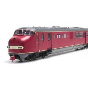 "Artitec 20.350.01 - Plan U 115, rood ""OERVERSIE"", DC Analoog, IIIc  train 1:87"