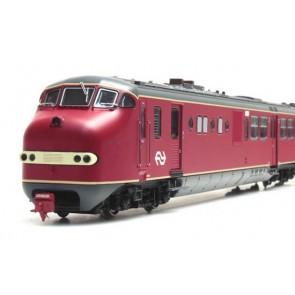 Artitec 20.351.01 - Plan U 134, rood + vignet, DC Analoog, IVa  train 1:87
