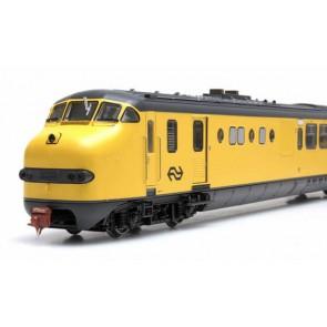 Artitec 20.352.01 - Plan U 147, geel + grijs, DC Analoog, IVa  train 1:87
