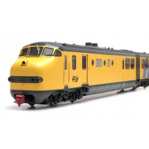 Artitec 20.354.01 - Plan U 113, geel + grijs, DC Analoog, IV  train 1:87