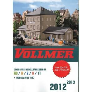 Vollmer 2010 - Catalogus 2012/2013