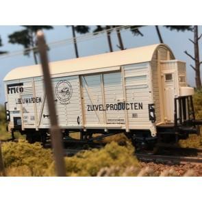 Exact train EX20285 - NS Oppeln mit Bremserhaus FRICO Epoche 3
