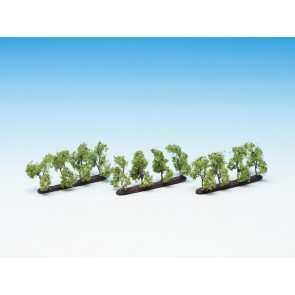 Noch 21535 - Plantagenbäume, 24 Stück, 2 cm hoch