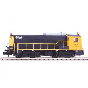 Piko 40444 - N-Diesellok NS 2207 NS III-IV,