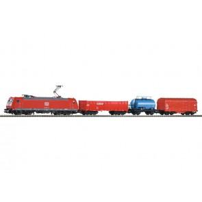 Piko 59004 - SmartControl light Start-Set DB AG Güterzug BR 185 mit 3 Wagen VI