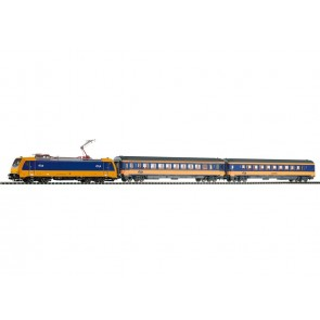 Piko 59005 - SmartControl light NS Personenzug BR 185 NS Intercity mit 2 Wagen VI