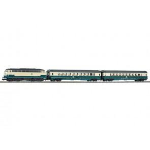 Piko 59007 - SmartControl light Start-Set DB Personenzug BR 218 mit 2 Wagen IV