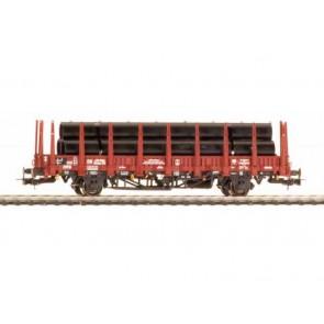 Liliput L231141 - Rongenwagen met buizen OP=OP!